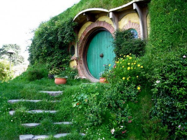 The Hobbit Cute House