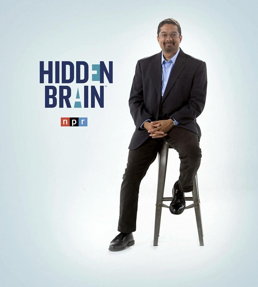 Hidden brain un podcast NPR