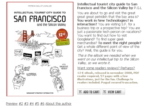 Intellectual tourist city guide to San Francisco